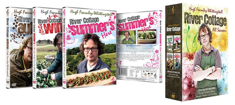 The River Cottage Box Set Collection