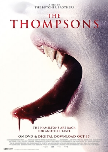 The Thompsons Film Poster