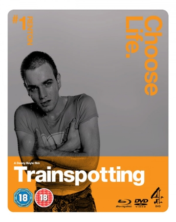 Trainspotting Steel Book Design