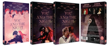 You and the night DVD sleeve