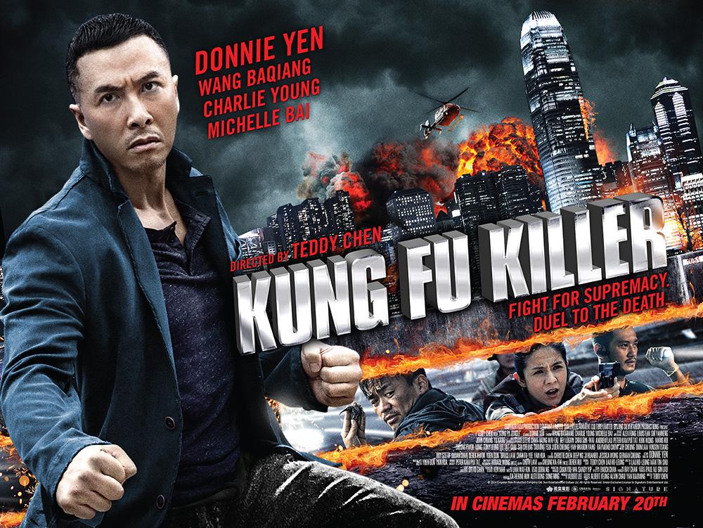 Kung Fu Killer Deutsch